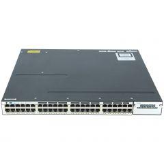 Cisco Catalyst 3750X  Layer 3 Gigabit Switch - 48 port PoE+ WS-C3750X-48P-S