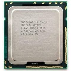 2x E5620 2.4Ghz Quad Core CPU (8 Cores Total)