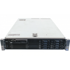 "Dell PowerEdge R710 2U - 8x 2.5"" Bay SFF"